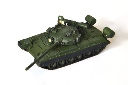 Picture of Soviet Army T-80B Main Battle Tank Mod 1980,ELITE SQUAD, include command shield