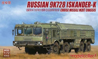 Picture of Russian 9K720 Iskander-k cruise missile MZKT chassis