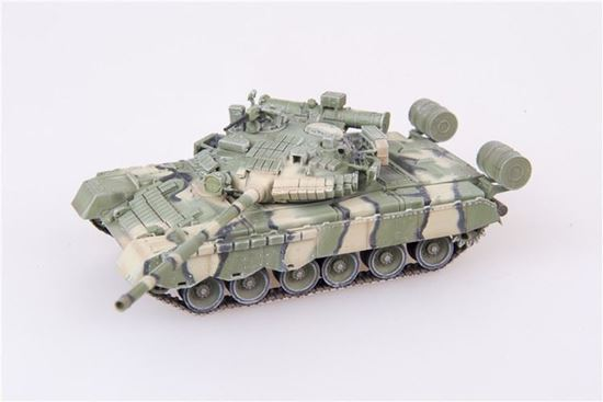 Picture of Soviet Army T-80BV Main Battle Tank camouflage