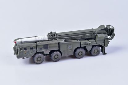 Picture of Soviet Army 9P117 Strategic missile launcher SCUD D
